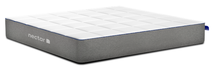 Nectar's Twin XL Mattress Side View