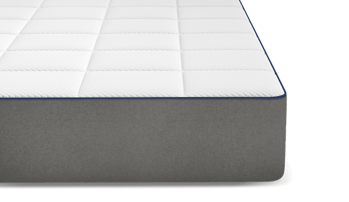 Nectar Memory Foam King Mattress Section View