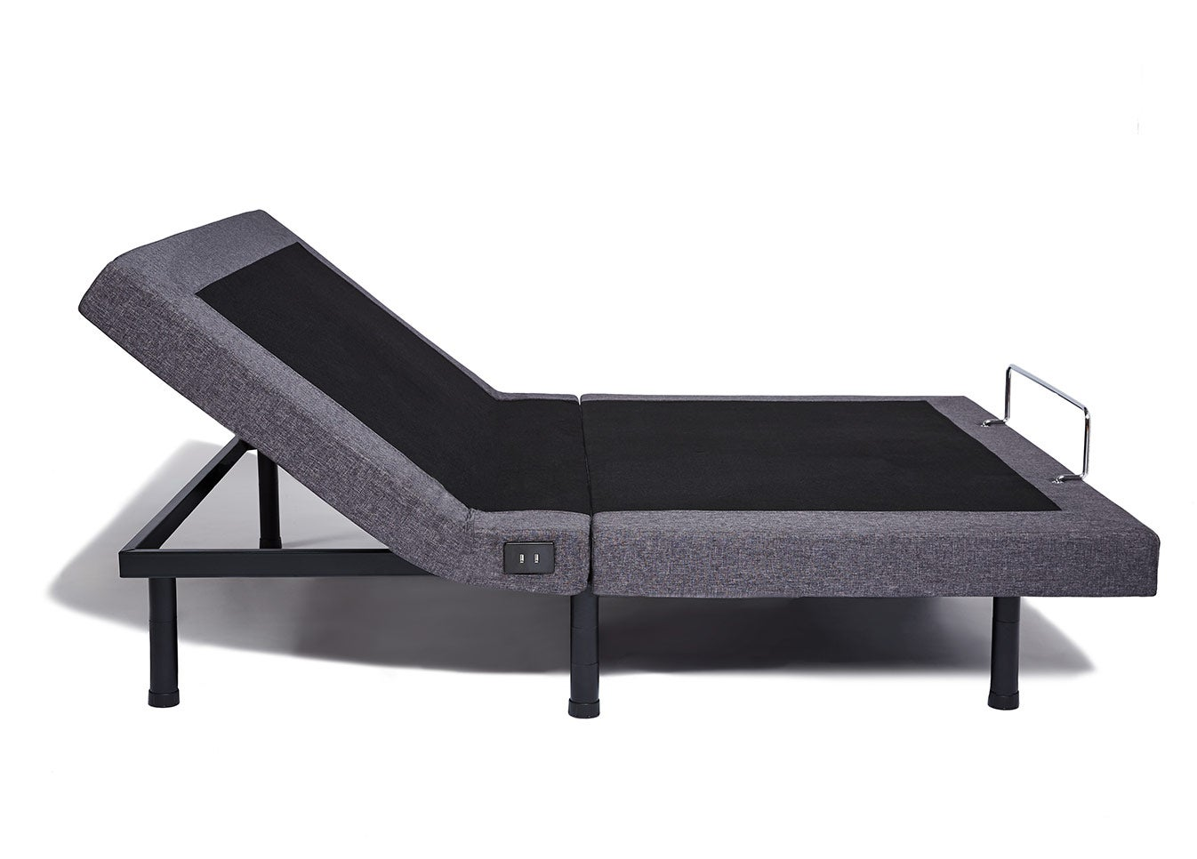 NectarSleep adjustable bed frame - head up position