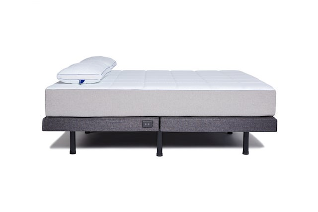 Adjustable Bed Elevate Feet Sleep
