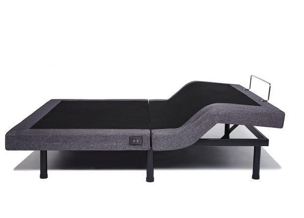 foot up position on nectar size adjustable bed frame
