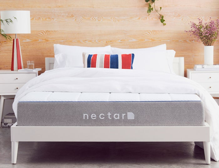 Nectar Mattress- mattress for back pain