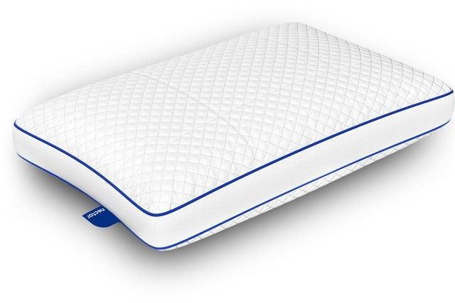 Memory Foam Pillow Best Contour Memory Foam Cooling Pillow