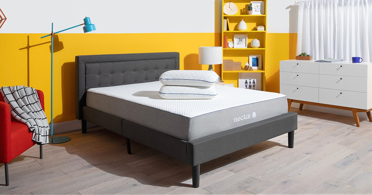 The Best Memory Foam Mattress With 365 Nights Trial Nectarsleep